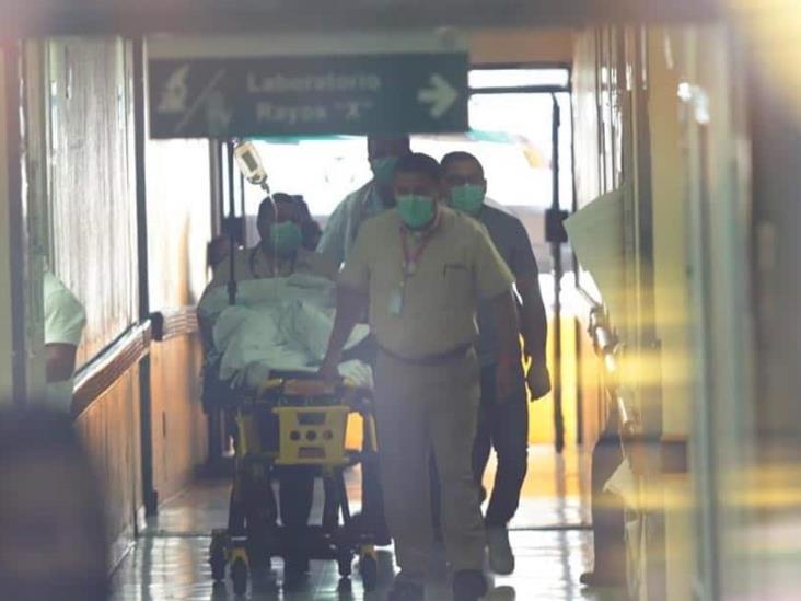 No hay desbordamiento de hospitales por coronavirus: AMLO