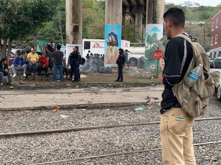 Migrantes en Coatzacoalcos no han sido diagnosticados con Coronavirus