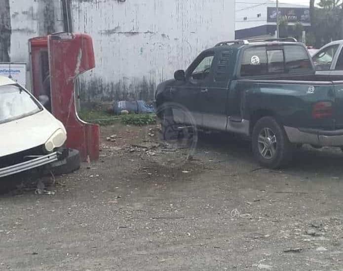 En Xalapa, sujetos armados asesinan a balazos a hombre