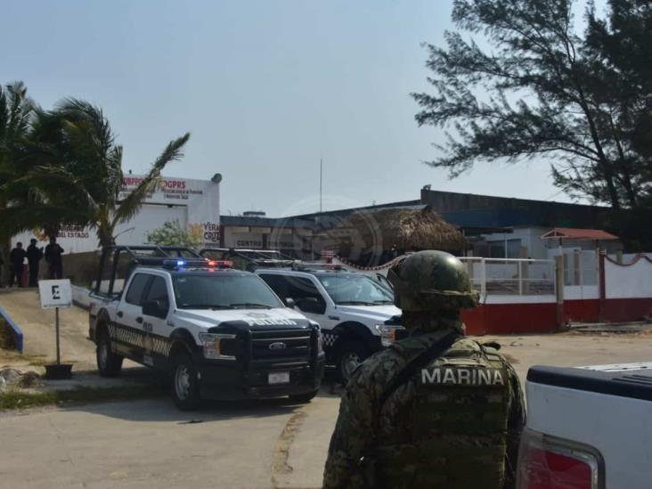 Riña entre reclusos genera movilización en el Cereso de Coatzacoalcos