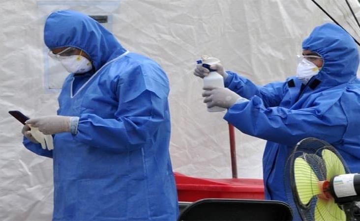 COVID-19 suma 120 mil muertes en el mundo; hay 1.9 millones de infectados