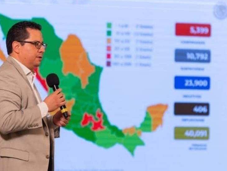 En Veracruz 20 empleados del sector salud han muerto por COVID-19