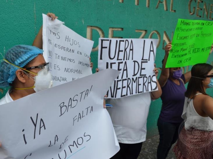 Confirmados, casos de COVID-19 en personal del IMSS en Veracruz
