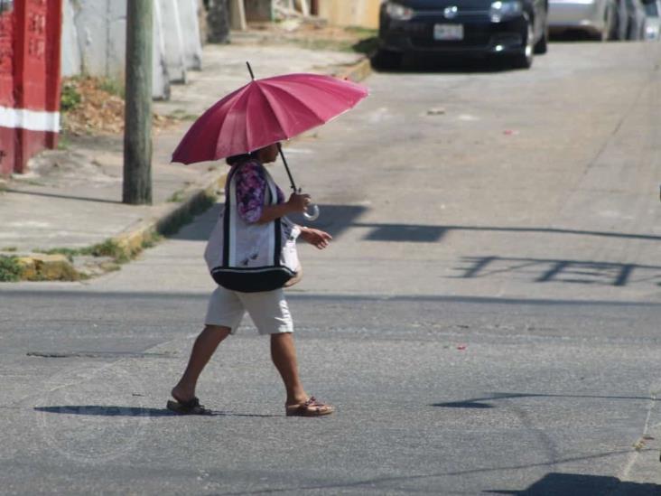 SPC: Aumentarán temperaturas en Veracruz este fin de semana