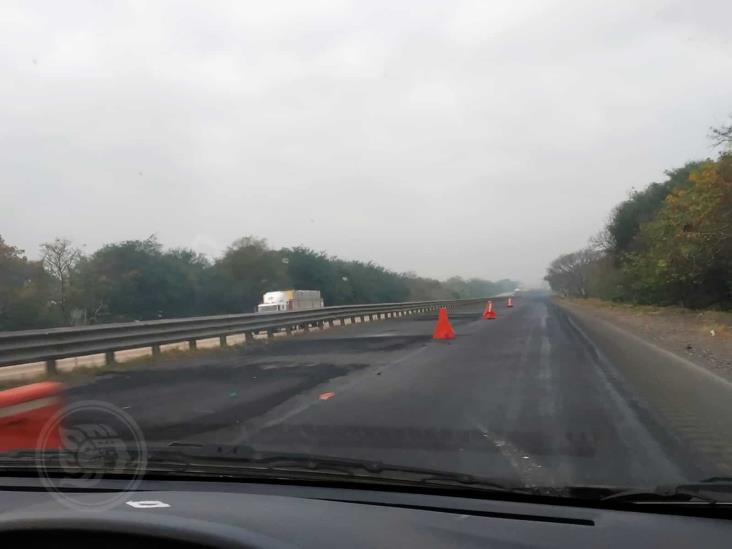 Acusan transmigrantes extorsión de la Guardia Nacional en carretera del sur