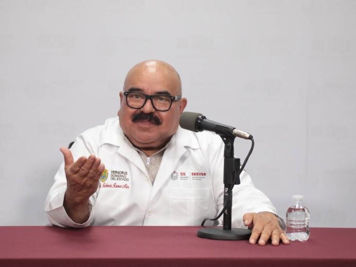 Urge aplanar curva de contagios en Veracruz: Salud