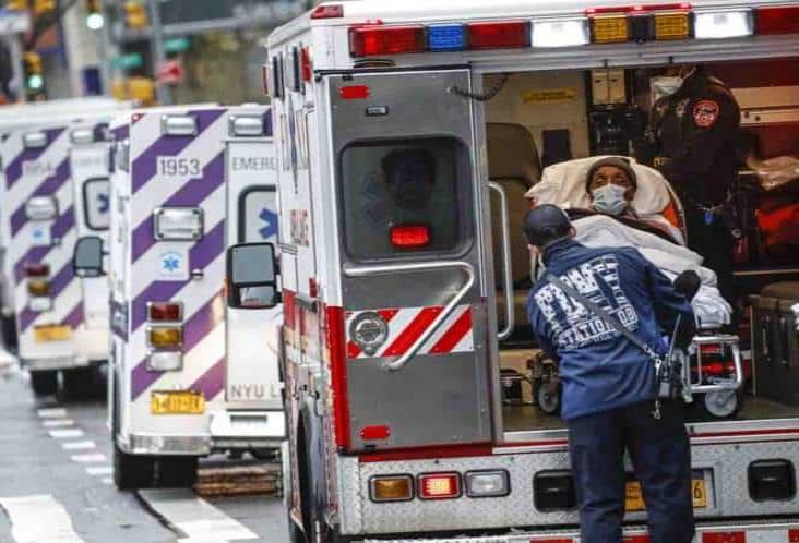 Mexicanos en EE.UU. afectados por pandemia; 417 han fallecido en NY