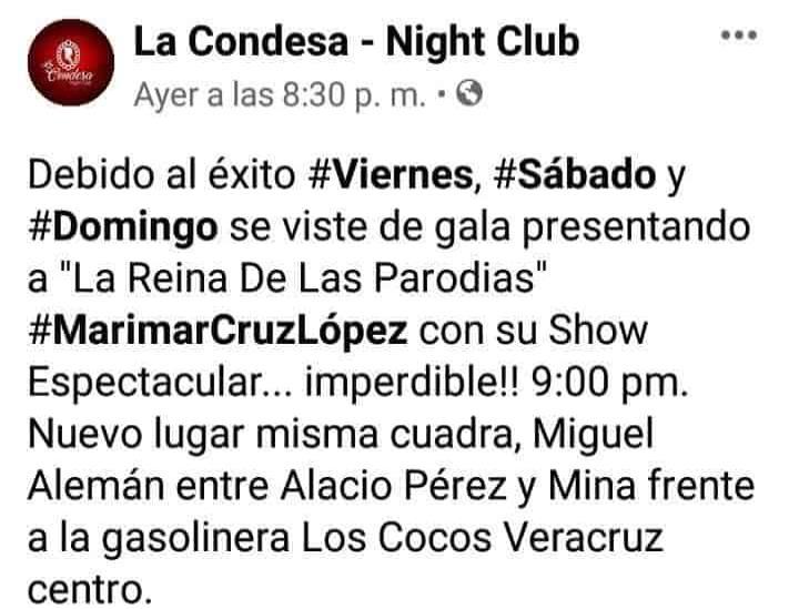A pesar de advertencia de Yunes, bares en Puerto de Veracruz siguen abiertos