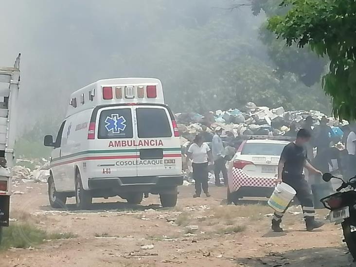 Se disparan los incendios en Cosoleacaque