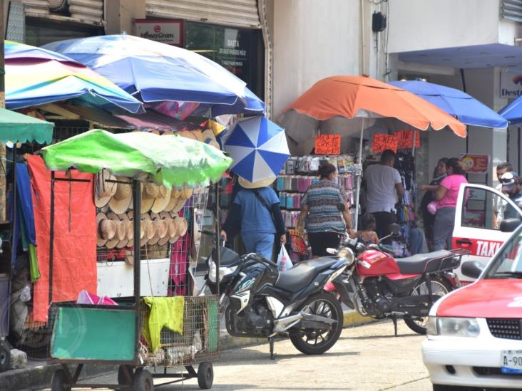 Aumentó  movimiento comercial en avenidas céntricas de la ciudad