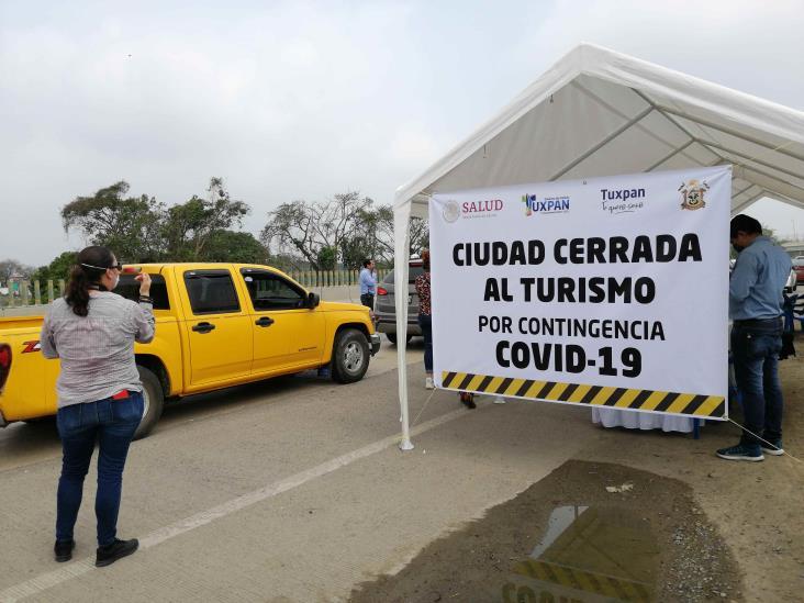 Ordena Gobierno de Veracruz a Alcalde de Tuxpan retirar retenes
