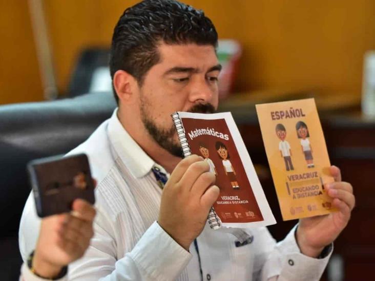 Alista SEV cuadernillos de enseñanza para regiones sin cobertura digital