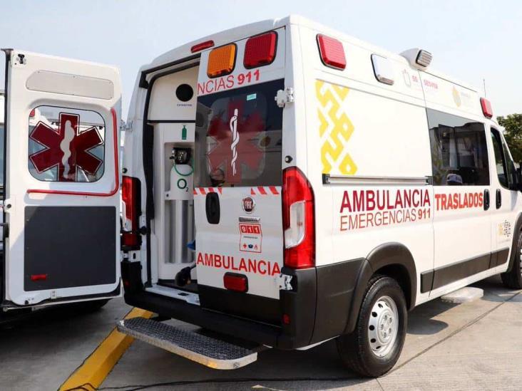 Sin licitación, compró Veracruz ambulancias a empresa de la CDMX