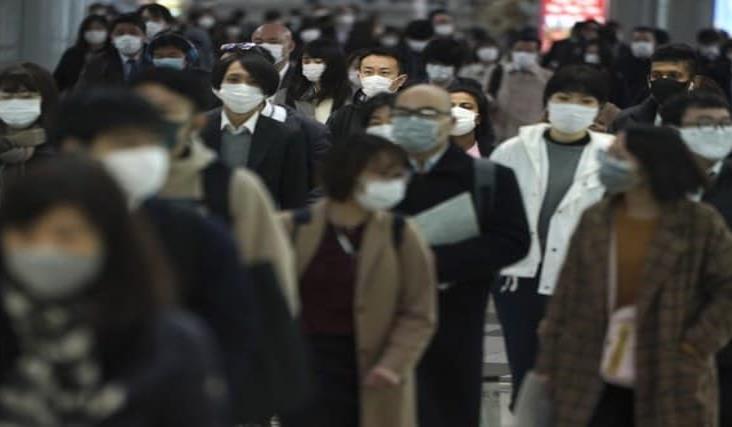 En Japón, más de 10 mil casos de coronavirus