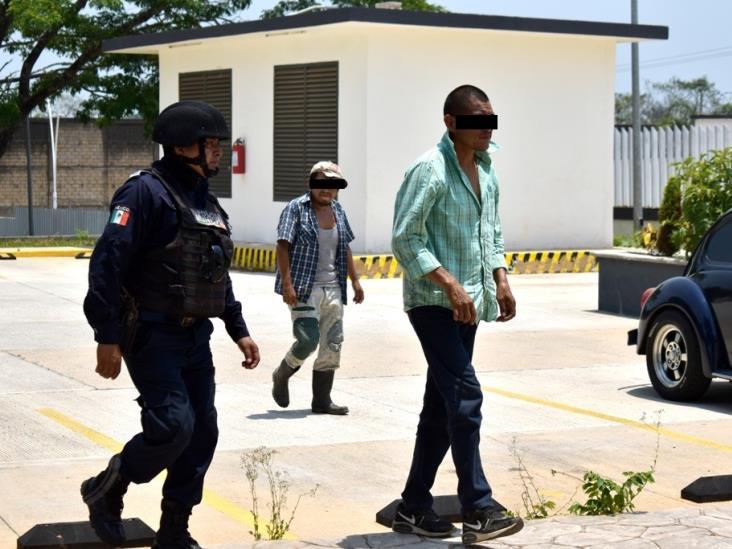 Carranceños detenidos con droga enfrentarán su proceso en libertad