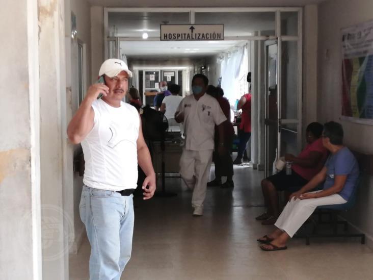 Abren convocatoria para 20 médicos en el Hospital General de Minatitlán