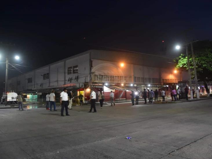 Continuará la sanitizacion de centros de abastos municipales