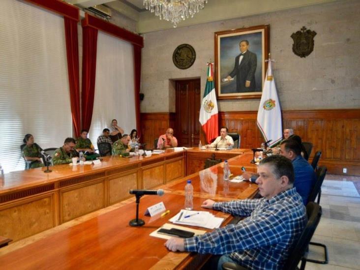 En Veracruz incidencia delictiva con -33% ; destaca CGJ logros en seguridad