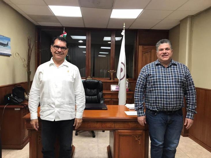 Coordinar acciones para fortalecer  seguridad en Coatzacoalcos: Hugo Gutiérrez