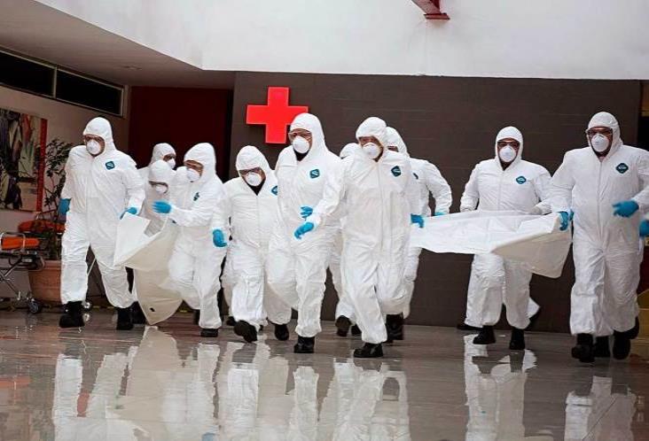 Condena Cruz Roja ataques a personal de la salud