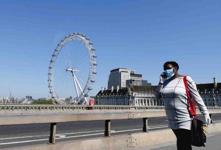 Reino Unido suma más de 18 mil muertos por coronavirus