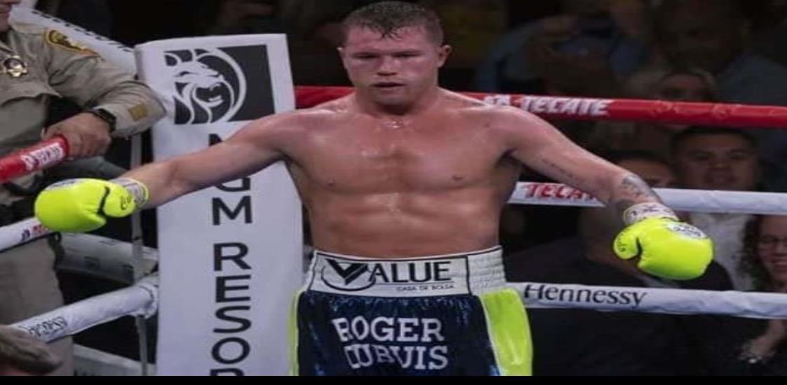 ´Canelo´ Álvarez analiza si peleará en septiembre