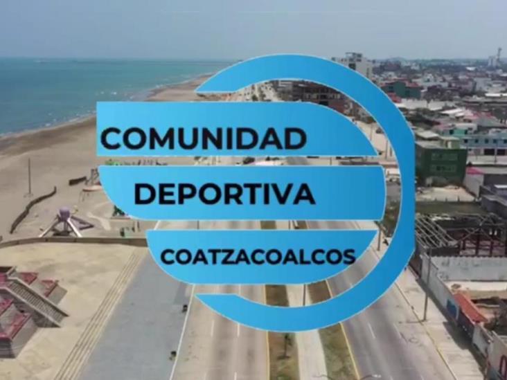Deportistas de Coatzacoalcos lanzan vídeo exhortando a quedarse en casa
