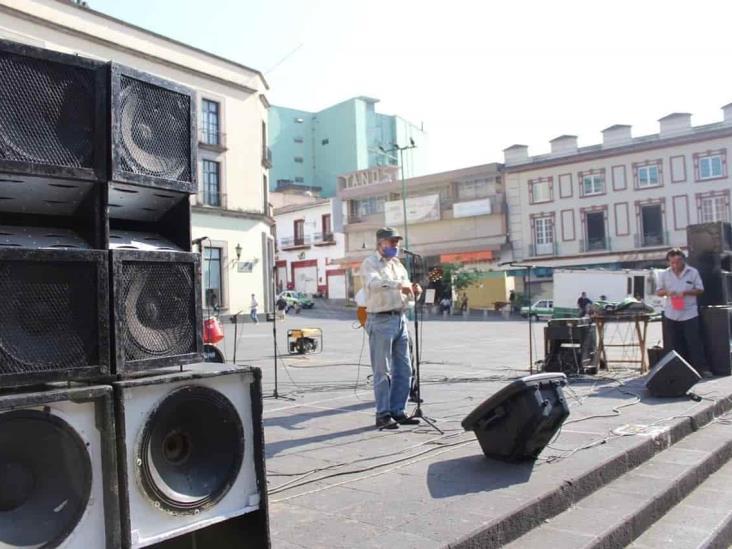 Afectados por pandemia, casi 7 mil músicos de Veracruz