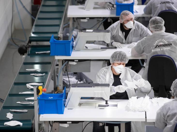 Asociación Nacional de Manufactureros de EU piden a AMLO reactivar industria