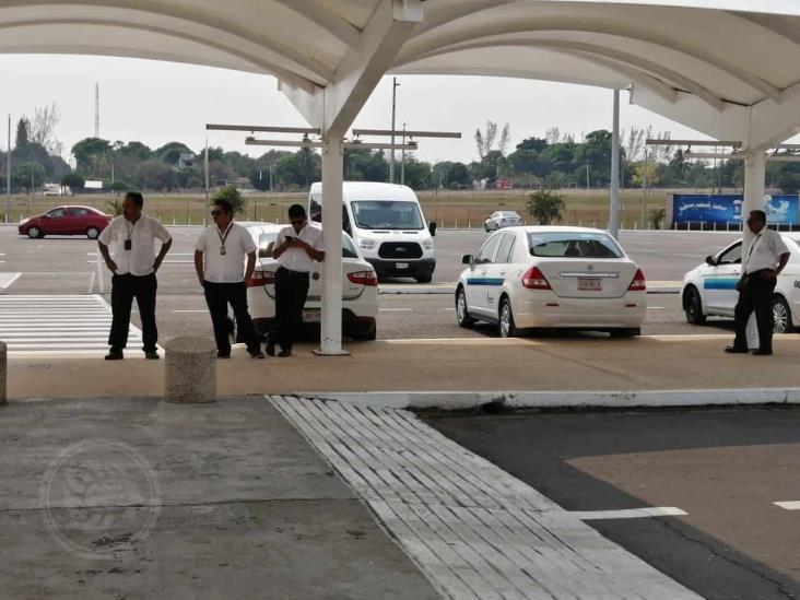 Pocos vuelos en Aeropuerto de Minatitlán, duro golpe a concesionarios