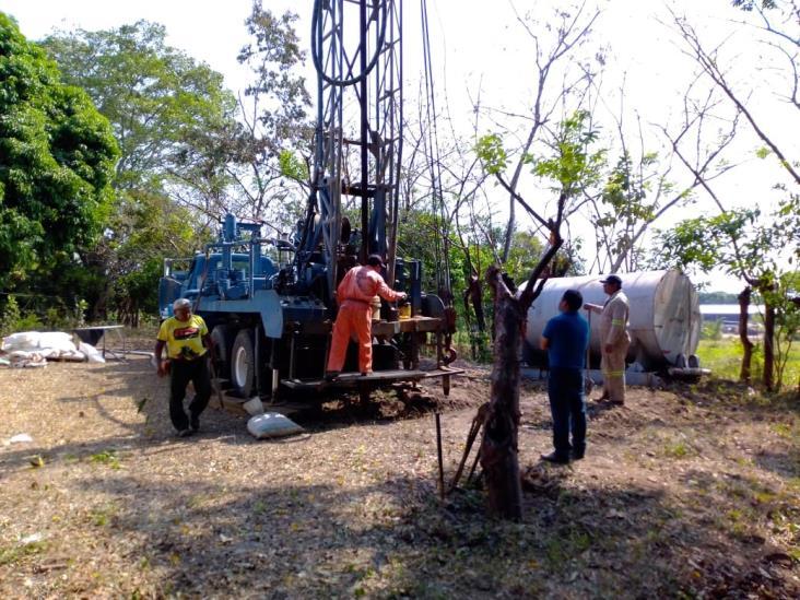 Por estiaje, activan plan emergente para distribuir agua en Oteapan