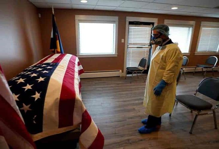 Estados Unidos supera 50 mil muertes por coronavirus