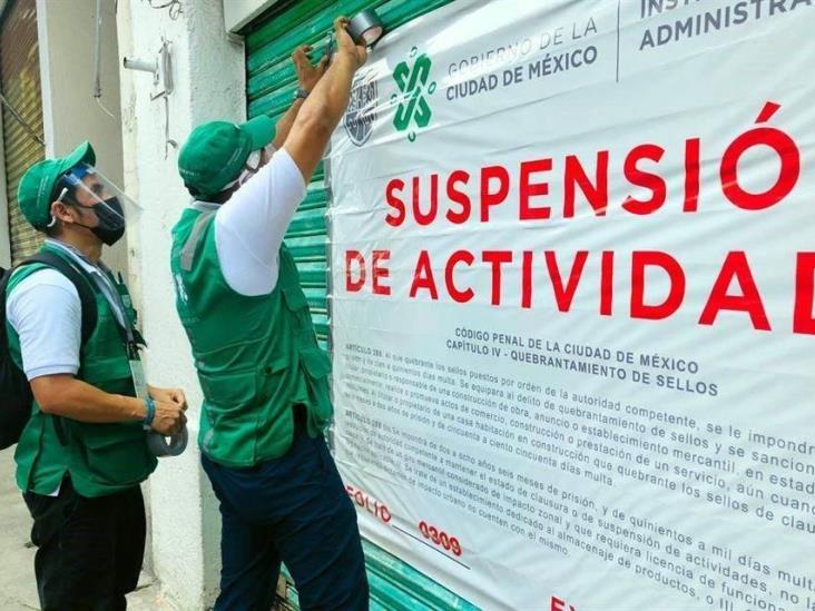 Cierran 270 mil empresas en Ciudad de México por COVID-19: Canaco