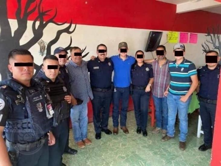 ¿Reunión de ´huachicoleros´ con la Guardia Nacional? Mandos anuncian investigación