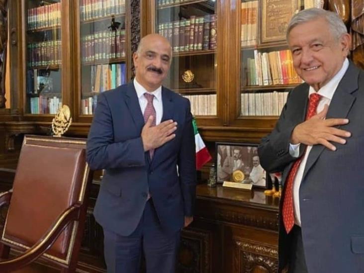 Confirma AMLO salida de Ahued; reconoce corrupción en aduanas