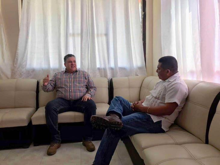 Fortalecer seguridad en Sur de Veracruz, compromiso con alcaldes: Gutiérrez Maldonado