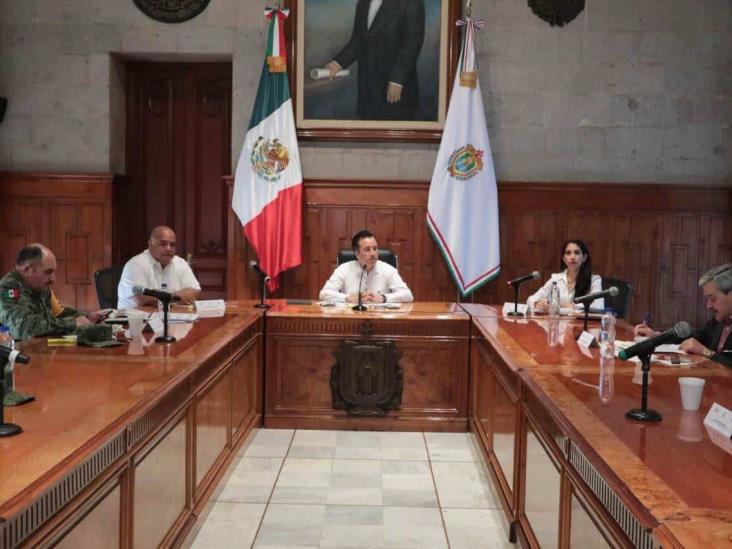 Registra Veracruz cero homicidios en 24 horas: Cuitláhuac