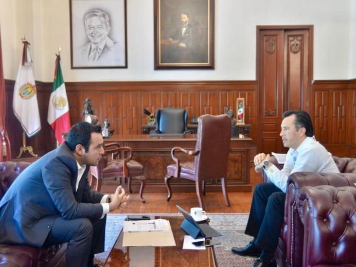 Exploran vía para reactivación económica de Veracruz tras COVID-19