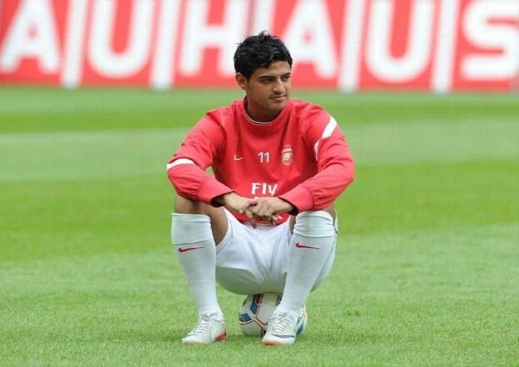 Carlos Vela reveló que no estaba listo para jugar en el Arsenal