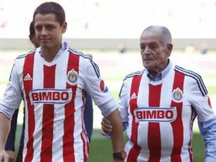 Abuelo de Javier ´Chicharito´ Hernández, en terapia intensiva