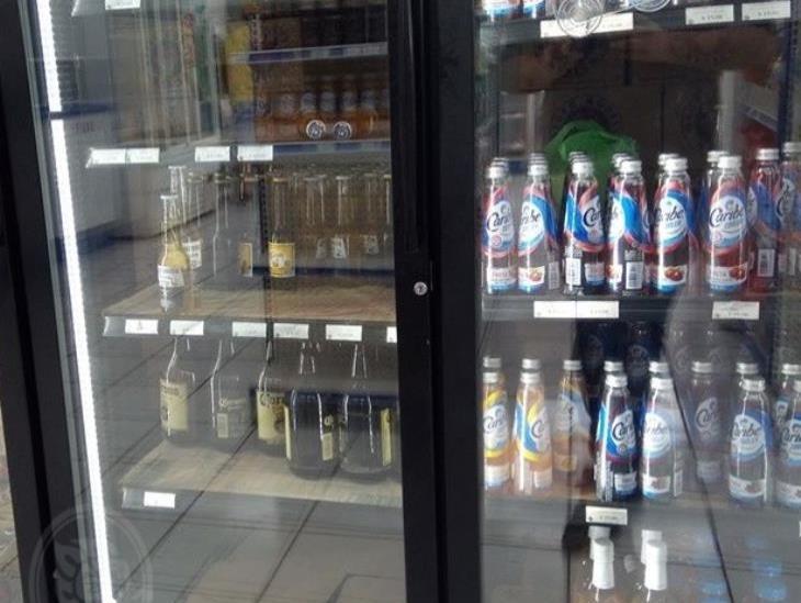 Revendedores incrementan costo de cervezas, llegan a costar hasta 50 pesos