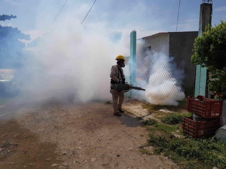 Llama Sesver a prevenir dengue ante temporada de lluvias