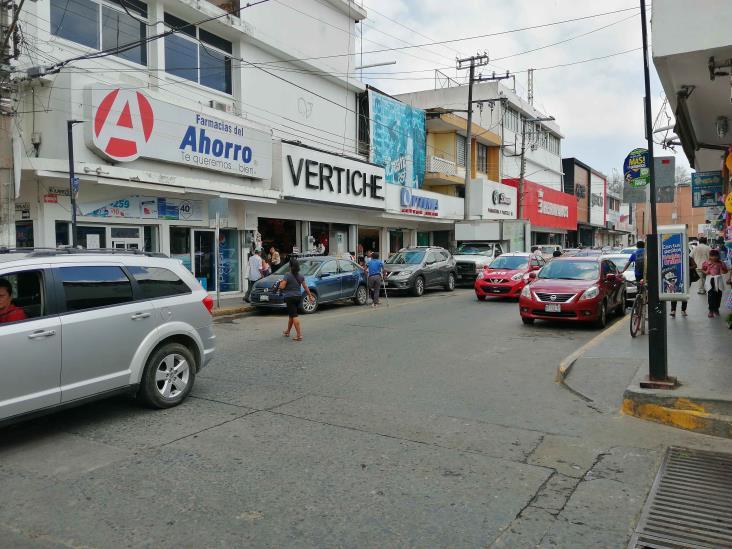 Hacienda del Estado en Tuxpan aún trabaja con restricciones