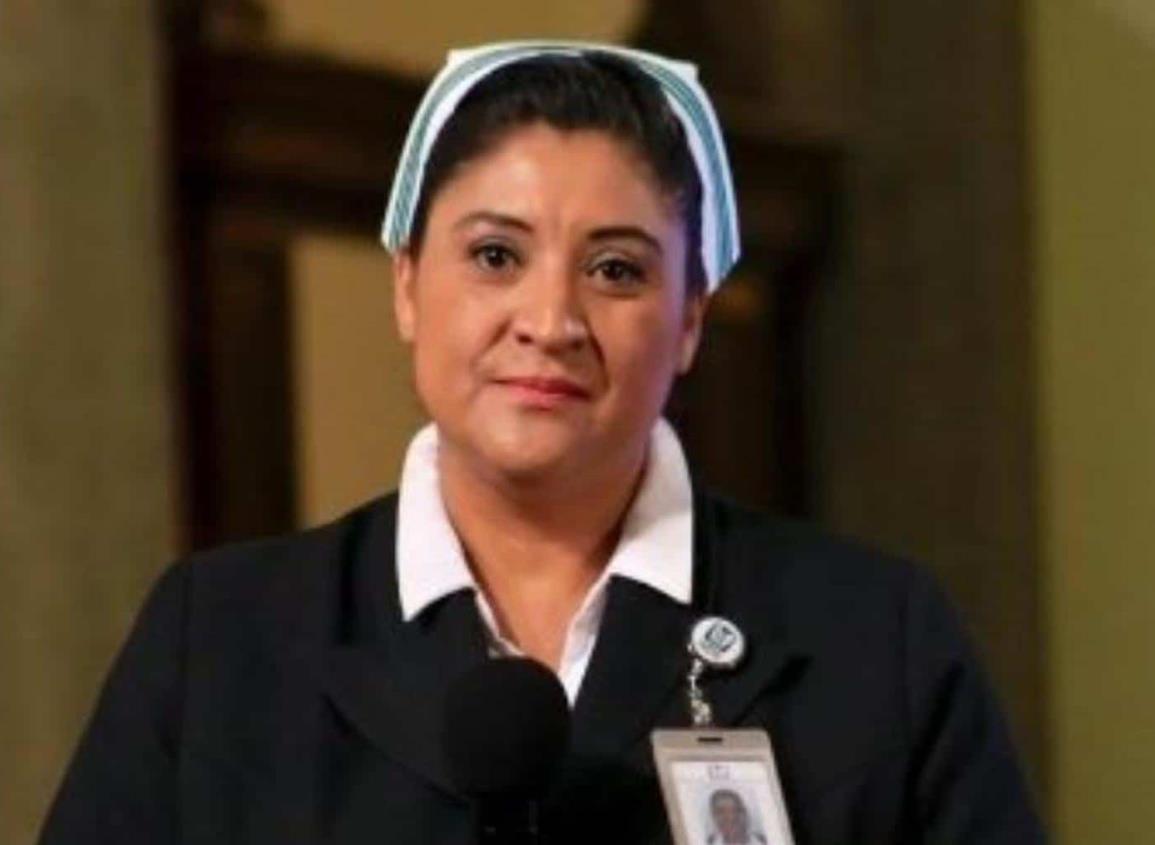 Jefa Fabiana egresa del hospital tras padecer coronavirus
