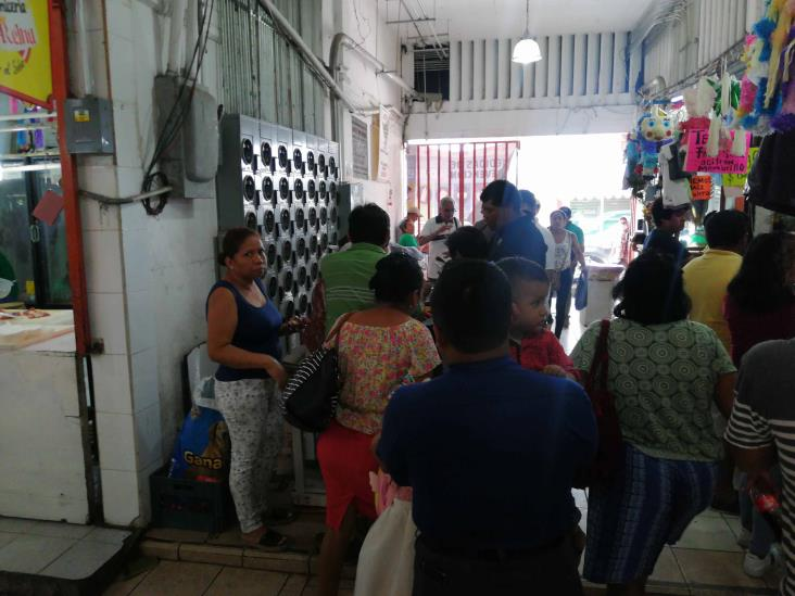 Por altas temperaturas, Cofepris monitorea alimentos en Tuxpan