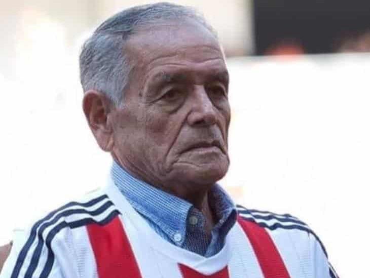 Muere Tomás Balcázar, leyenda de las Chivas y abuelo de ´Chicharito´