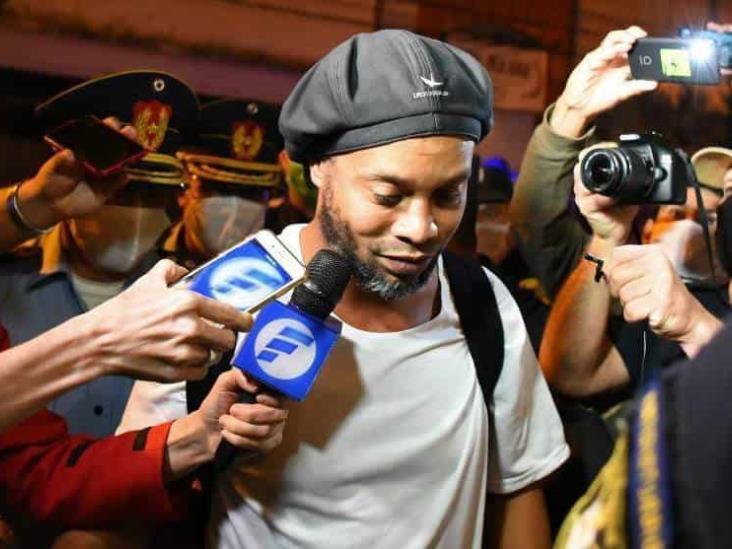 Ronaldinho: Nunca imaginé pasar por algo así