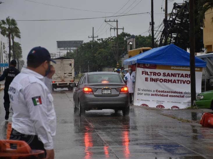 Agradece Salud a SSP por reforzar filtros sanitarios en Veracruz