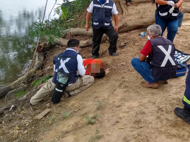 Mujer se ahoga por sumersión en congregación de Cosamaloapan