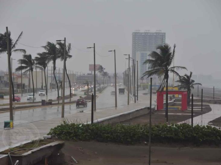 Se mantienen condiciones para lluvias en Veracruz: SPC